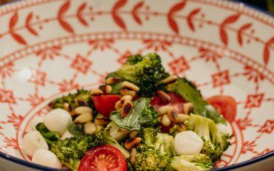 Broccoli & Feta Salad