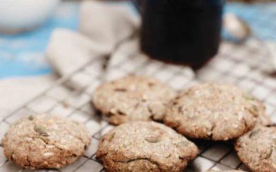 Breakfast Power Cookies